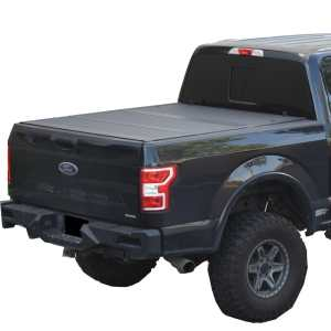 Armordillo Black Matte Hard Folding Tonneau Cover