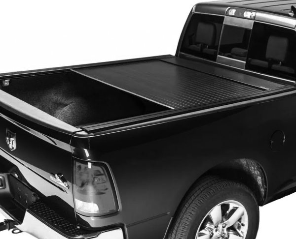 Bedlocker Power Tonneau w/ Explorer T-Slot Rails