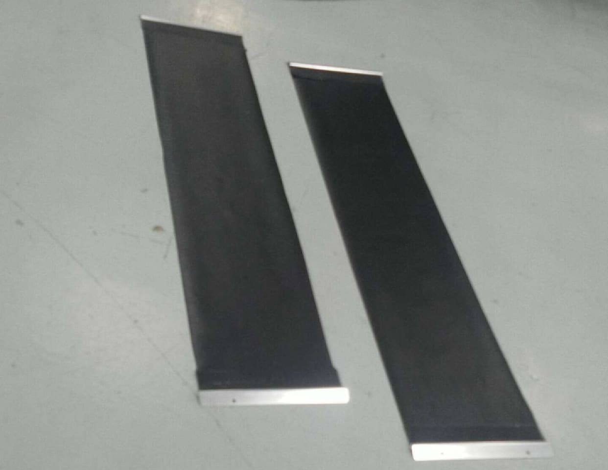 Rear Vinyl Mud Shredders for Race Cars - Under Deck | RHR Swag®