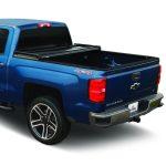Leer Latitude on Chevy Truck Open