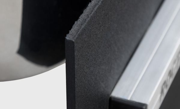 """3/8"""" Composite Rubber (Kit includes 4 Mud Flaps)"""