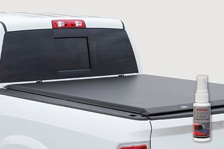 Tonneau Cover Cleaner Included