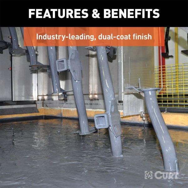Co-Cured In Rust-Resistant Liquid A-Coat