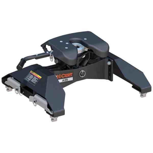 Curt A Series 5th Wheel Hitch W/ OEM Puck System