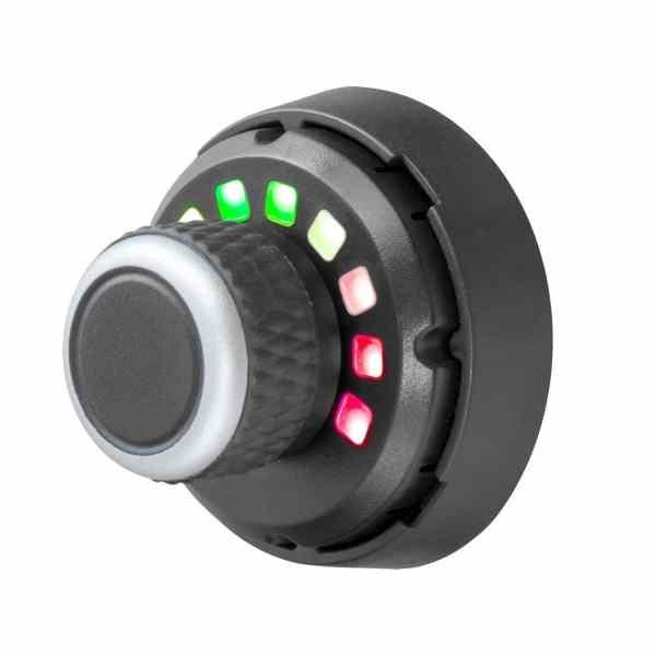Curt Spectrum Push Button Rotary Knob