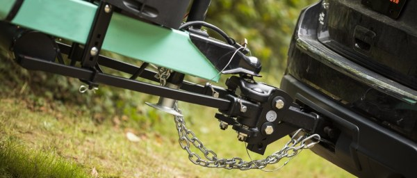Curt TrucTack Distribution Hitch