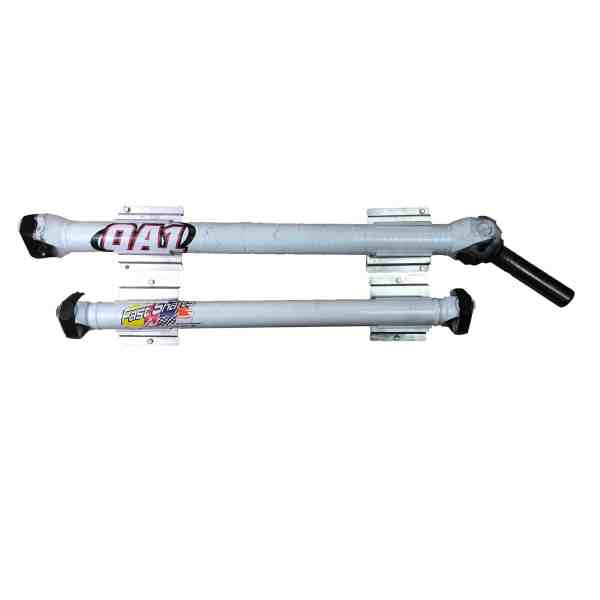 Two RHR Swag K2 Drive Shaft Racks Mounted