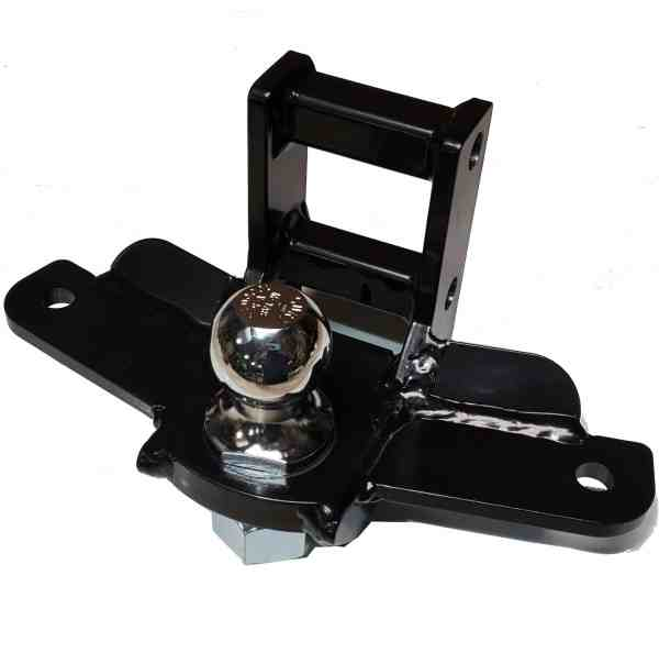 """Drop Mount with Sway Bar Tabs (up to 7-1/2"""" of Drop)"""