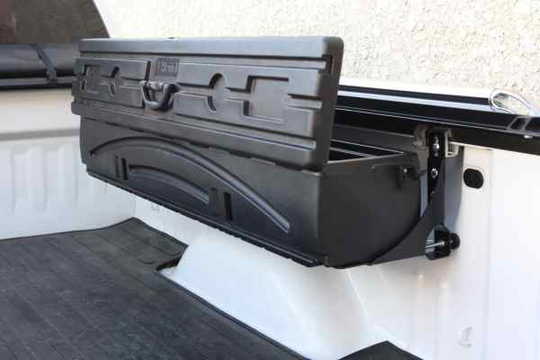 Can be Mounted for Inside and Outside Bed Access