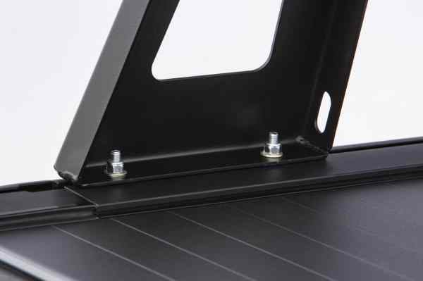 Bolts to Tonneau Cover Rails with T-Slot Channels