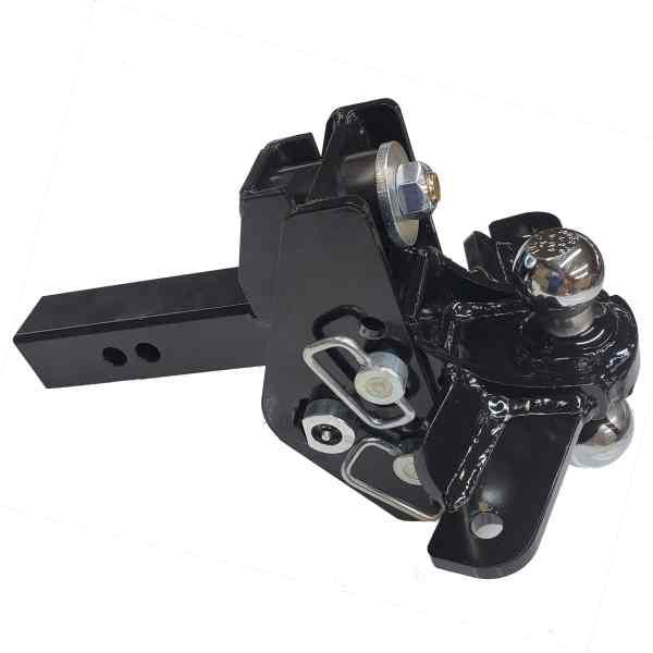 RHR Ghost Cushion Hitch Combo Ball with Sway Bar Tabs