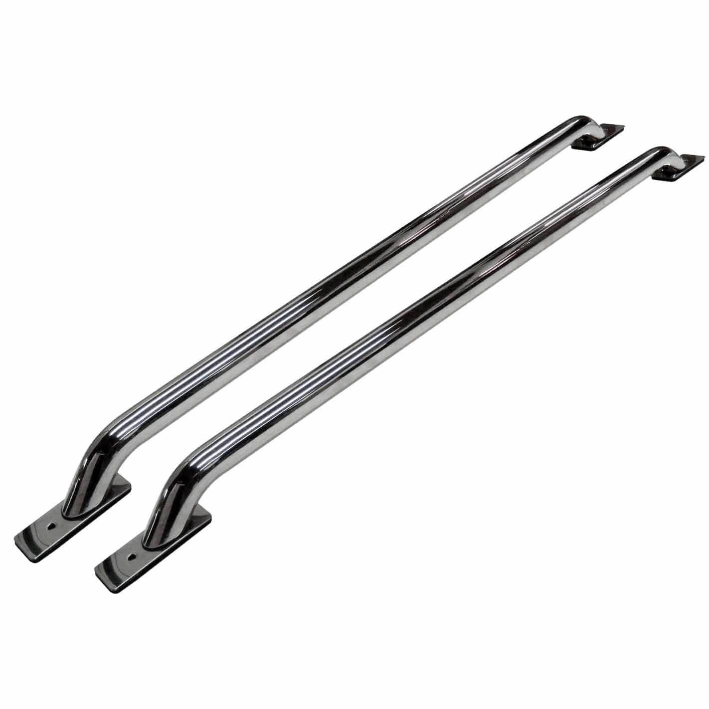 Go Rhino Chrome Truck Bed Rails