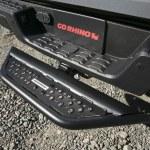 Go Rhino D6 Hitch Step Installed