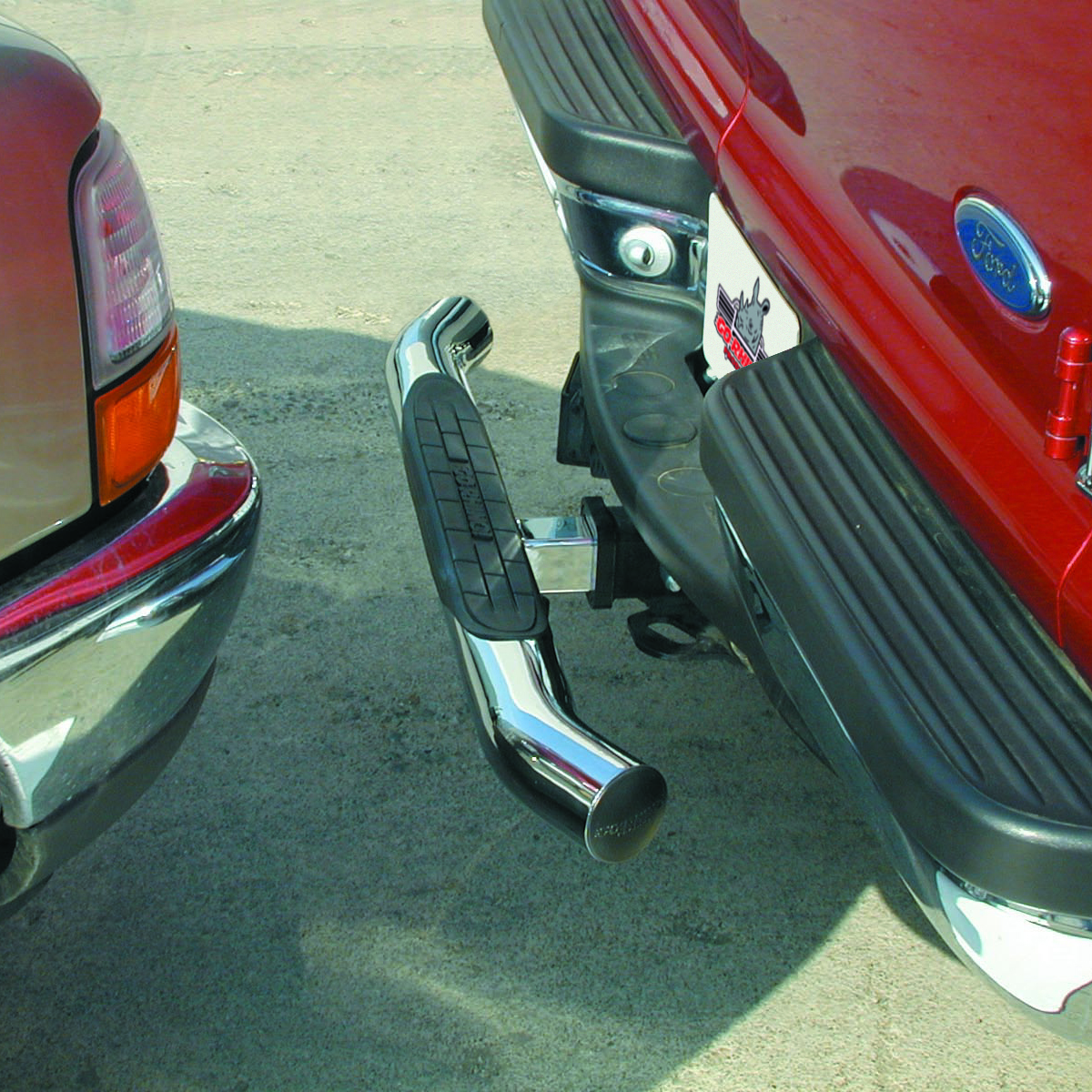 Great Additional Bumper Protection
