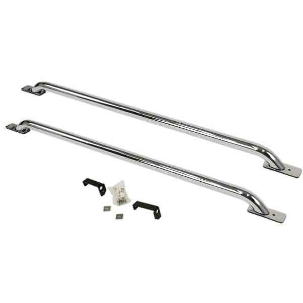 Go Rhino Stainless Steel Truck Bed Rails