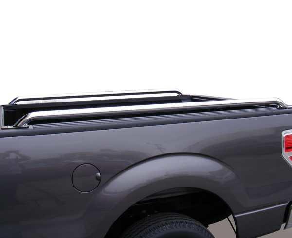 Go Rhino Truck Bed Rails Installed
