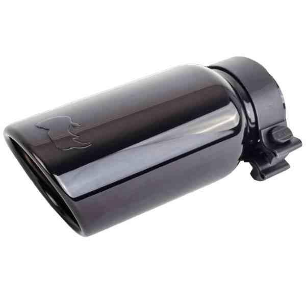 Go Rhino Black Chrome Exhaust Tip