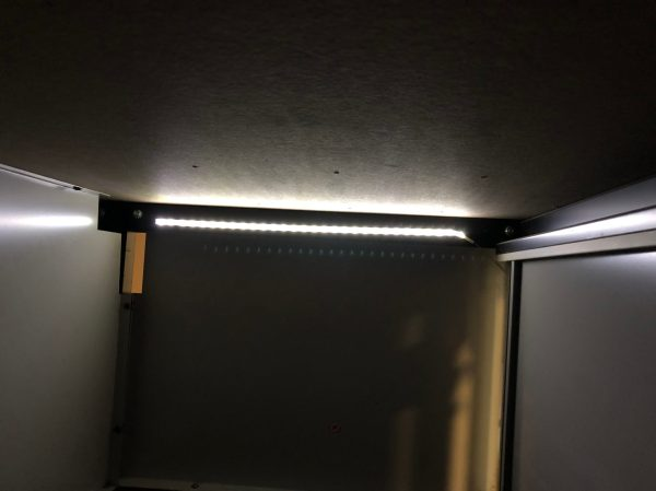 Installed in Cabinet