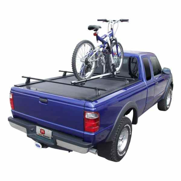 JackRabbit with Explorer Rails & Thule Rack (Thule Rack Not Included with Cover)