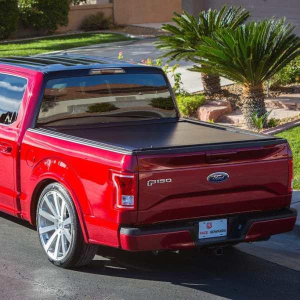 JackRabbit Tonneau on Ford