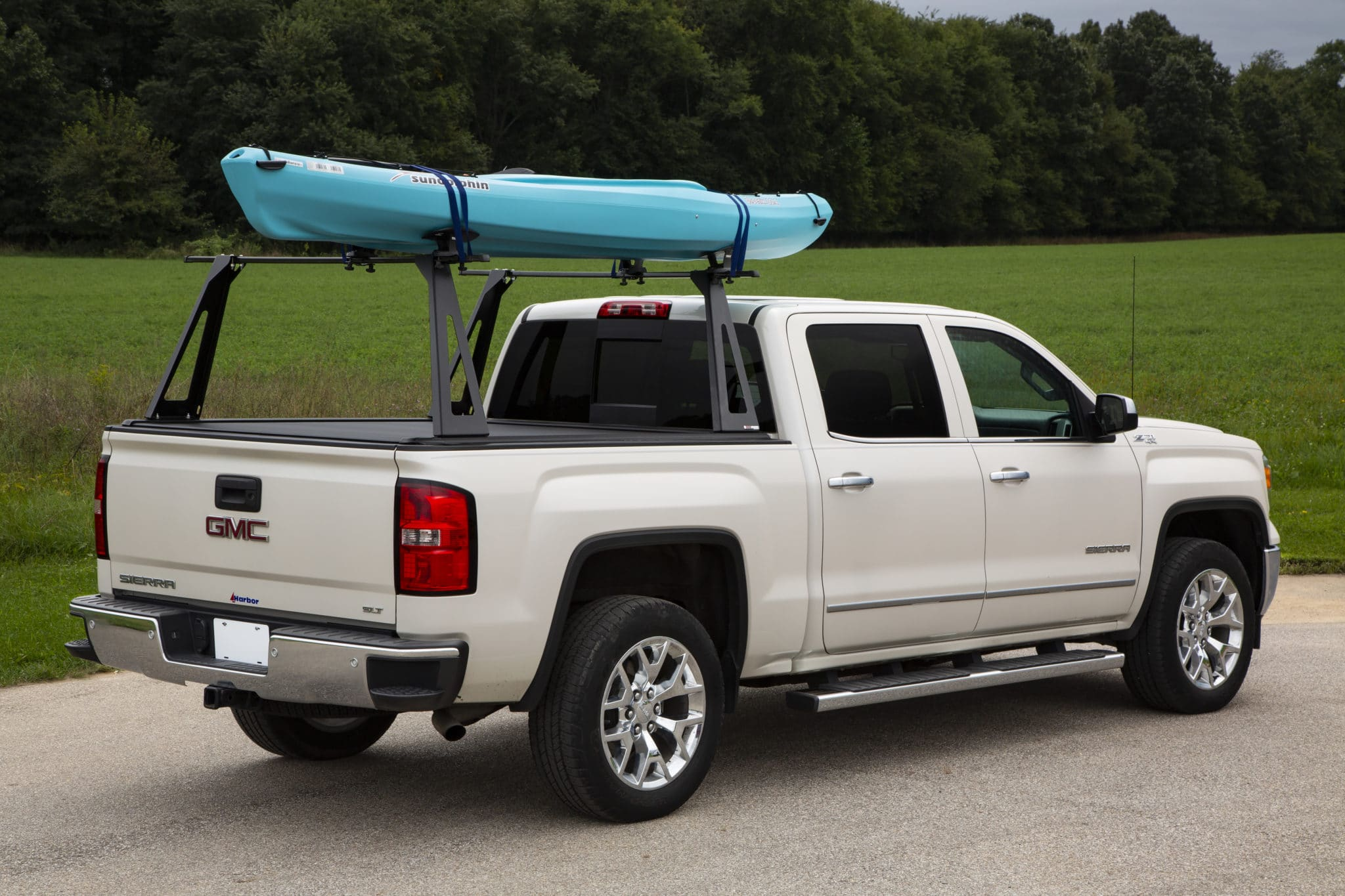 Kayak Rack for Tonneau
