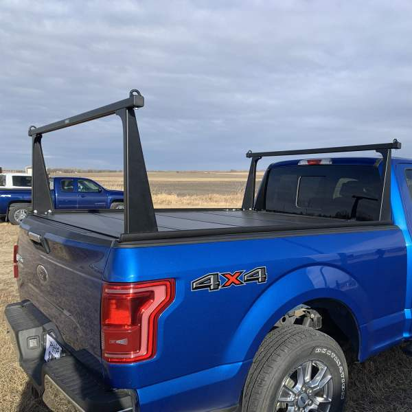 Leer HF650M Tonneau & Adarac Pro Truck Rack