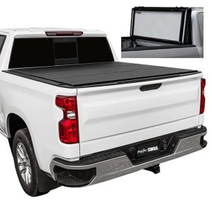 Lomax Stance Hard Folding Tonneau Cover
