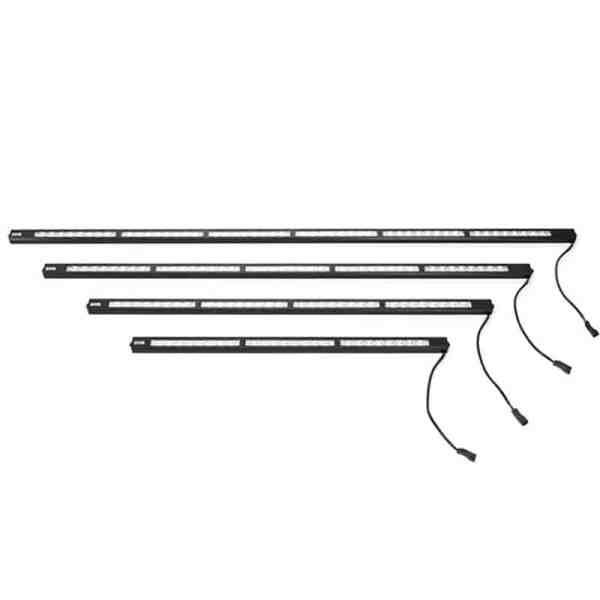Luminix Edge Straight LED Light Bars
