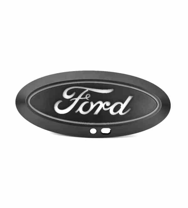 Ford LED Emblem (Shown with Camera Holes)