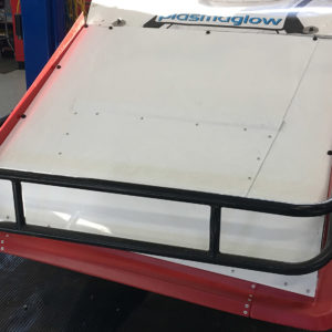 MD3 Modified Lower Nose Valance