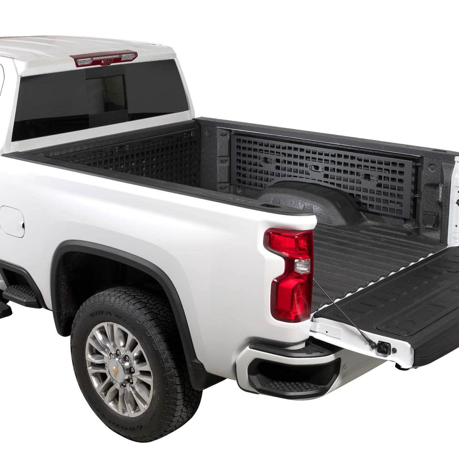 Molle Panels - Chevy Silverado - GMC Sierra HD