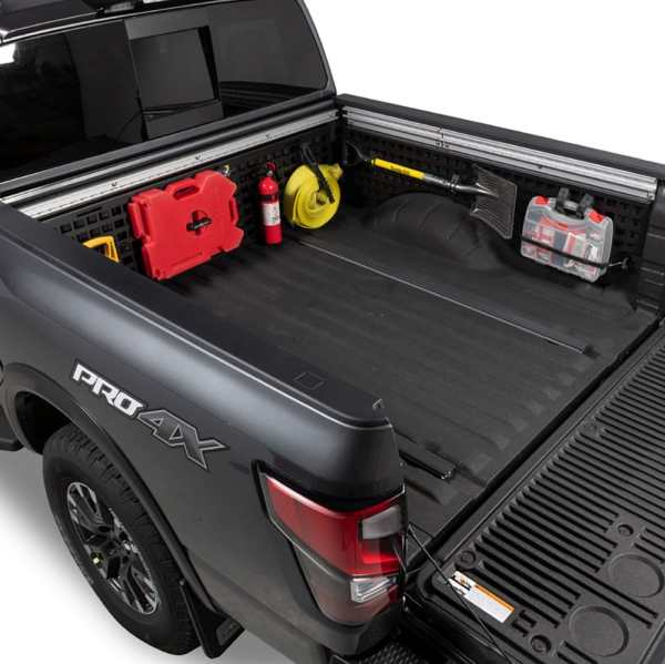 Molle Panels - Nissan Titan Loaded