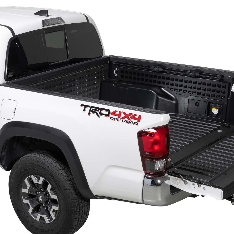 Molle Panel Kit - Toyota Tacoma