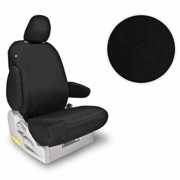 Northwest Atomic Polypro Black Seat Covers