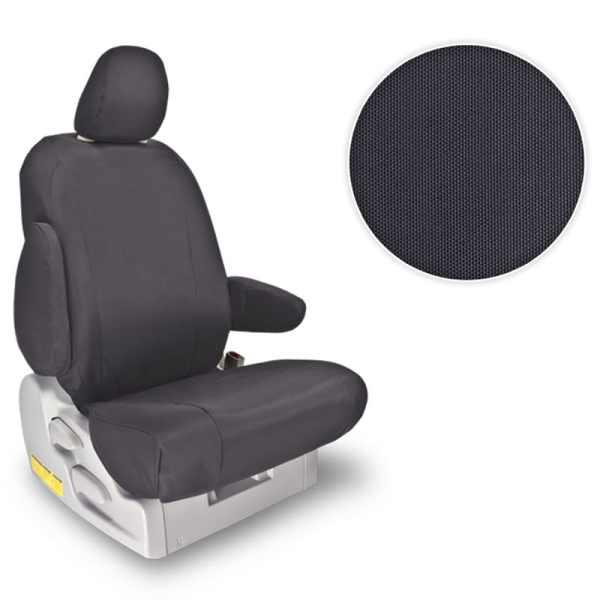 Northwest Atomic Polypro Grey Seat Covers