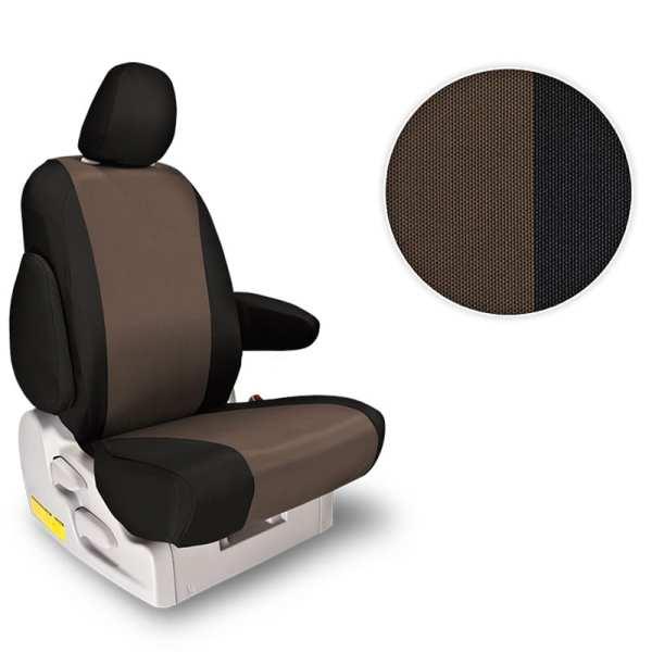 Northwest Atomic Polypro Two-Tone Saddle Seat Covers
