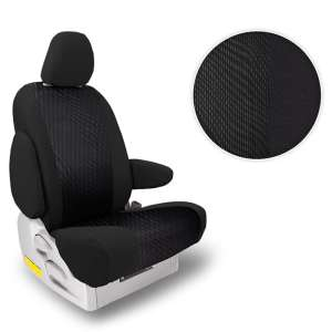 Northwest Cool Sport Black Seat Covers