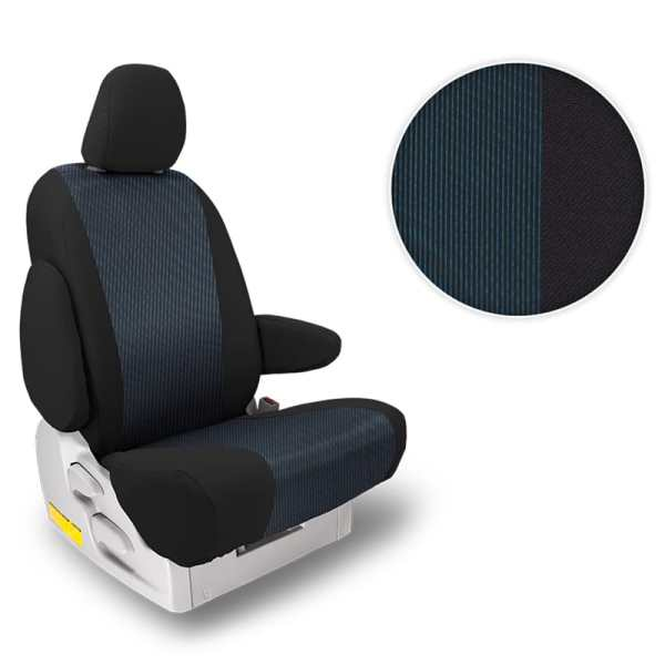 Northwest Cool Sport Electric Blue Seat Covers