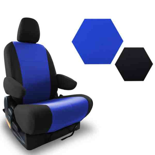 Northwest Neo-Ultra Blue Sport Seat Covers