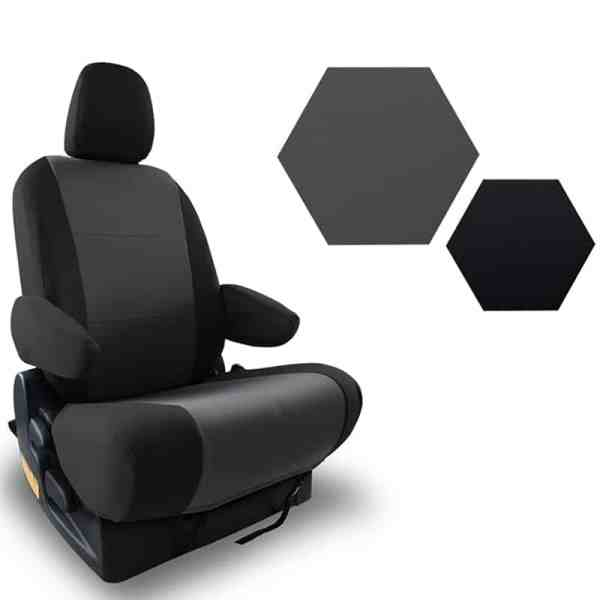 Northwest Neo-Ultra Charcoal Sport Seat Covers