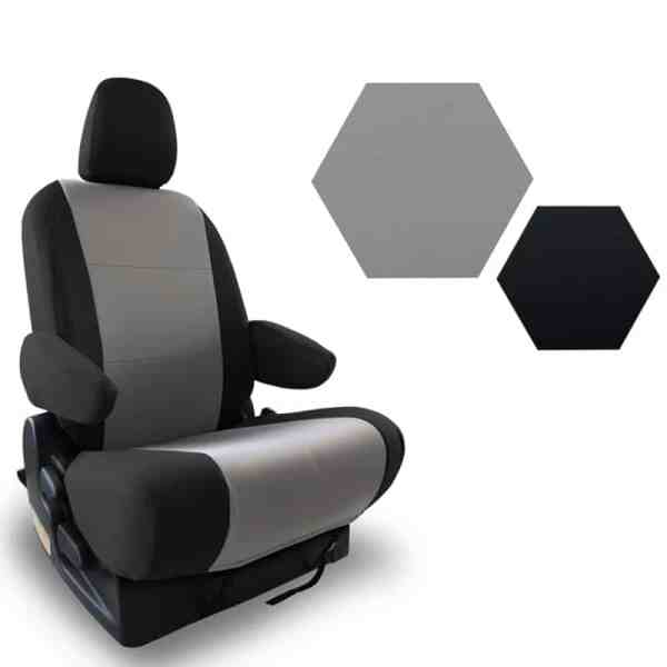 Northwest Neo-Ultra Silver Sport Seat Covers
