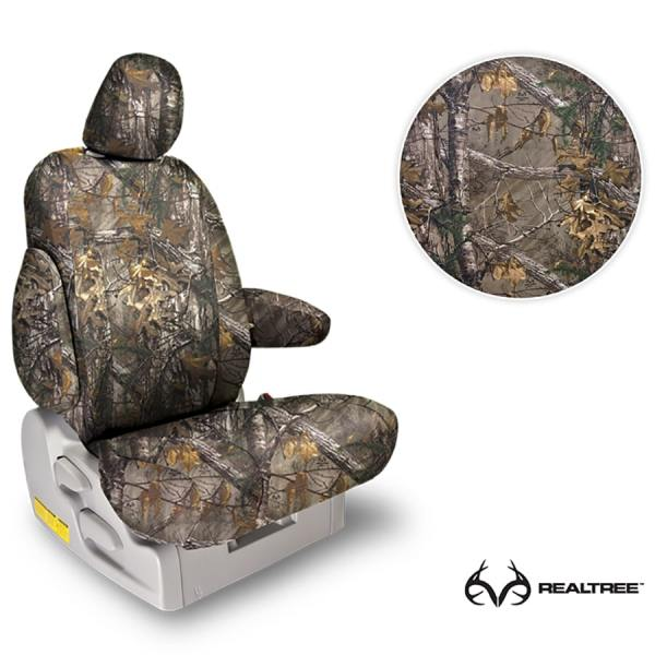 Northwest Realtree AP Extra Grey Seat Covers