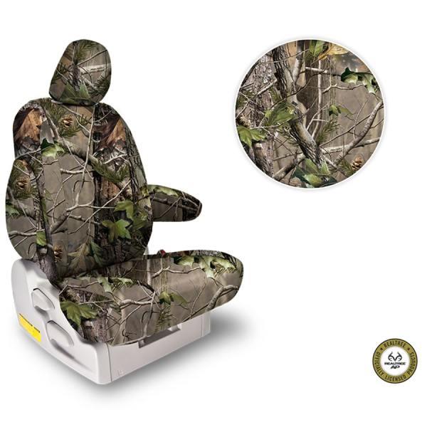 Northwest Realtree AP Grey Seat Covers