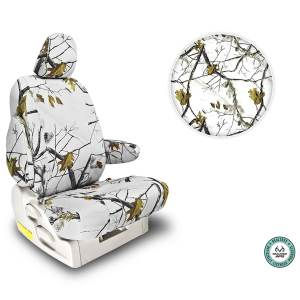 Northwest Realtree AP Snow Seat Covers