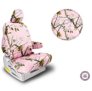 Northwest Realtree Pink Seat Covers
