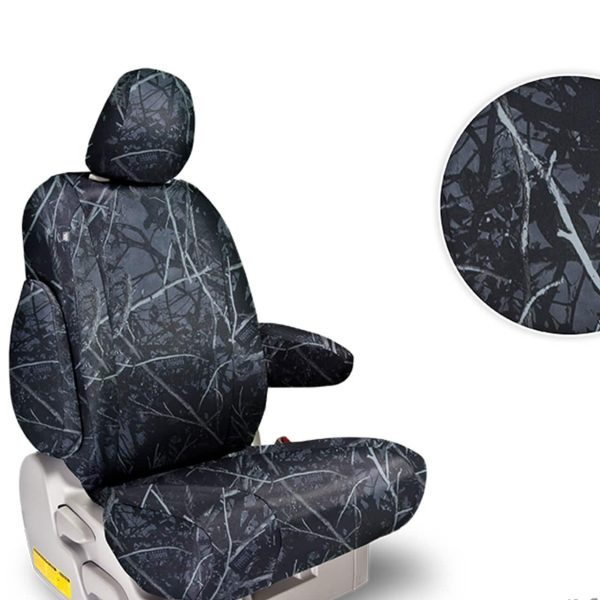 Northwest Solid Moonshine Harvest Moon Camo Seat Covers
