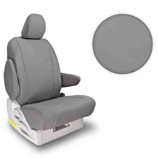 Northwest Total Vinyl Grey Seat Covers
