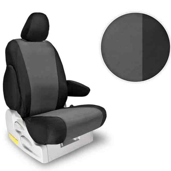 Northwest Two-Tone Ballistic Seat Covers