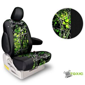 Northwest Two-Tone Moonshine Toxic Seat Covers