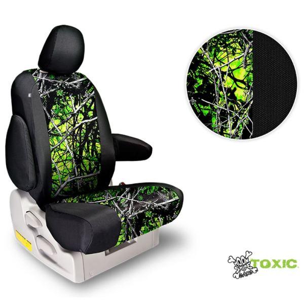 Northwest Two-Tone Moonshine Toxic Seat Covers